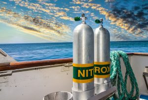 Cairns Australia - Nitrox on the Great Barrier Reef with Reef Encounter Liveaboard Boat