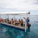 Reef Encounter - Glass bottom boat tours