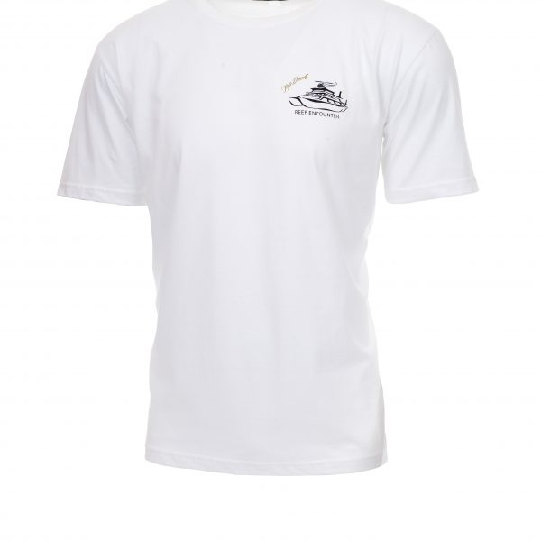 Reef Encounter Top Deck Tshirt Front